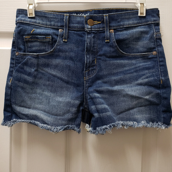 Mossimo Supply Co. Pants - Mossimo Cargo Hot Jeans High Rise Shorts size 2